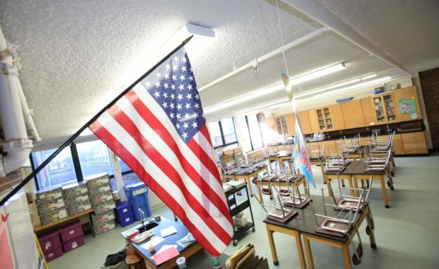 U.S. Flag for Every First Grader